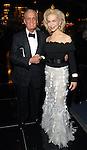 Peter Brown and Lynn Wyatt at the Rice University Shepherd School of Music gala Thursday Feb. 19, 2009.(Dave Rossman/For the Chronicle)