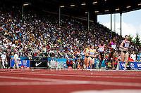 EUGENE, OR--Pre Classic, Hayward Field, Eugene, Oregon. SATURDAY, JULY 3, 2010.