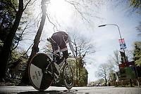 pre-Giro TT-training ride with Team Trek-Segafredo in Gelderland (The Netherlands)<br /> <br /> 99th Giro d'Italia 2016
