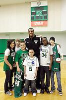 Misc - Make-A-Wish Celtics Visit