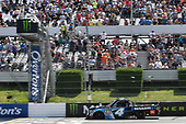 NASCAR Camping World Truck Series<br /> Overton's 150<br /> Pocono Raceway, Long Pond, PA USA<br /> Saturday 29 July 2017<br /> Christopher Bell, SiriusXM Toyota Tundra, crosses the line to win in Pocono.<br /> World Copyright: John K Harrelson<br /> LAT Images