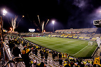 COLUMBUS, OH - DECEMBER 12: General view as Columbus Crew get set to battle against Seattle Sounders FC during a game between Seattle Sounders FC and Columbus Crew at MAPFRE Stadium on December 12, 2020 in Columbus, Ohio.