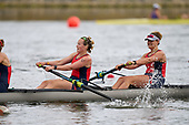 NCAA Rowing Championships on May 30, 2021 at Nathan Benderson Park in Sarasota, Florida.  (Mike Janes/Four Seam Images)