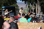Desert Rhythm Project performs at the Carson City Off-Road, Nev., on Saturday, June 16, 2018. <br /> Photo by Cathleen Allison/Nevada Momentum