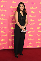 Anushka Asthana<br /> arriving for the ITV Palooza at the Royal Festival Hall, London.<br /> <br /> ©Ash Knotek  D3532 12/11/2019