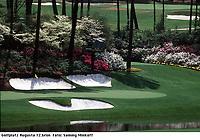 4th April 1999, Augusta GA, USA; The 12th hole at Augusta