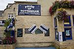 Tottenham Hotspur 0 Lazio 0, 20/09/2012. White Hart Lane, Europa League. The Pride of Tottenham pub near the stadium. Photo by Simon Gill.