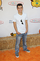 UNIVERSAL CITY, CA - OCTOBER 21:  Adam Irigoyen at the Camp Ronald McDonald for Good Times 20th Annual Halloween Carnival at the Universal Studios Backlot on October 21, 2012 in Universal City, California. © mpi28/MediaPunch Inc. /NortePhoto