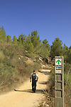Israel, Jerusalem mountains, Jerusalem trail on Mount Heret