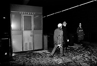 1974 01 23 DIS Incendie Metro ROSEMONT