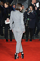 "Jaime Winstone<br /> arriving for the ""Tomb Raider"" premiere at the Vue Leicester Square, London<br /> <br /> ©Ash Knotek  D3385  0/03/2018"