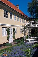 Daenemark, Kopenhagen, Museum Bakkehuset