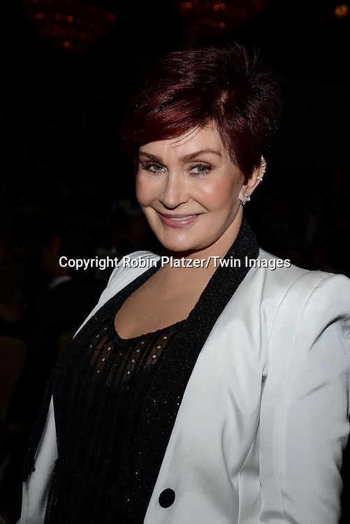 Sharon Osbourne attends the 41st Annual Daytime Emmy Awards after party  on June 22, 2014 at the Beverly Hilton Hotel in Beverly Hills,California.<br /> <br /> photo by Robin Platzer/ Twin Images<br /> <br /> 212-935-0770