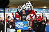 NASCAR Camping World Truck Series<br /> Las Vegas 350<br /> Las Vegas Motor Speedway, Las Vegas, NV USA<br /> Saturday 30 September 2017<br /> Ben Rhodes, Safelite Auto Glass Toyota Tundra<br /> World Copyright: Barry Cantrell<br /> LAT Images