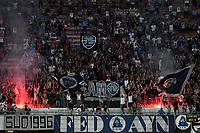 Tifosi Napoli supporters <br /> Napoli 15-09-2018 Stadio San Paolo Football Calcio Serie A 2018/2019 Napoli - Fiorentina <br /> Foto Andrea Staccioli / Insidefoto