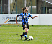 Club Brugge Dames B : Barbara Lezy.foto DAVID CATRY / Nikonpro.be