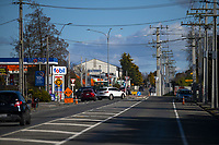 Masterton, New Zealand on Tuesday, 4 August 2020. Photo: Dave Lintott / lintottphoto.co.nz