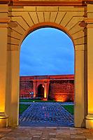 Forte do Presepio ou Forte do Castelo em Belem. Para. 2008. Foto de Caio Vilela.