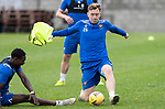 St Johnstone Training….14.08.20<br />Liam Craig pictured during training this morning at McDiarmid Park after making his 400th appearance against Rangers on Wednesday night.<br />Picture by Graeme Hart.<br />Copyright Perthshire Picture Agency<br />Tel: 01738 623350  Mobile: 07990 594431