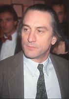 Robert De Niro 1993<br /> Photo By John Barrett/PHOTOlink