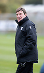 St Johnstone Training…12.10.17<br />Manager Tommy Wright pictured during training ahead of tomorrow nights game against Rangers<br />Picture by Graeme Hart.<br />Copyright Perthshire Picture Agency<br />Tel: 01738 623350  Mobile: 07990 594431