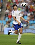 Zaragoza's Angel Arizmendi during La Liga match. September 27 2009. (ALTERPHOTOS/Acero).