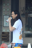 Steve Aoki Spotted in West Hollywood With Friends
