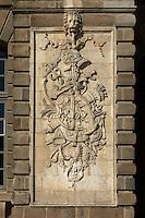 Architectes Germain Gaultier et Salomon de Brosse, 1655-1709.