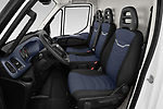 Front seat view of 2021 Iveco Daily 12m3-L3H2 4 Door Cargo Van Front Seat  car photos