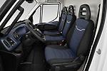 Front seat view of a 2021 Iveco Daily 12m3 L3H2 4 Door Cargo Van