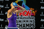Erika Fairweather . Session 11 of the AON New Zealand Swimming Champs, National Aquatic Centre, Auckland, New Zealand. Saturday 10 April 2021 Photo: Simon Watts/www.bwmedia.co.nz
