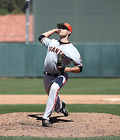 John Russell - San Francisco Giants 2019 spring training (Bill Mitchell)
