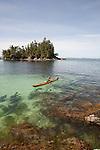 Vancouver Island, Stud Islets, Barkley Sound, Deer Group, British Columbia, Canada, sea kayakess, kayaking, wilderness coast,