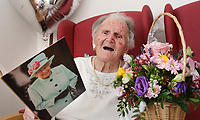 Britain's oldest person Lilian Priest is celebrating her 112th birthday.