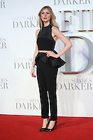 """Diana Vickers<br /> at the """"Fifty Shades Darker"""" premiere, Odeon Leicester Square, London.<br /> <br /> <br /> ©Ash Knotek  D3223  09/02/2017"""