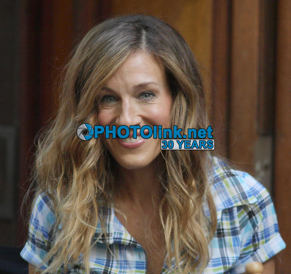 Sarah Jessica Parker 9-4-2009.. Photo By John Barrett/PHOTOlink