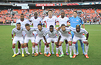 New England revolution starting eleven. The New England Revolution defeated D.C. Untied 2-1, at RFK Stadium, Saturday July 27 , 2013.