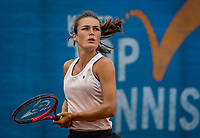 Amstelveen, Netherlands, 5  Juli, 2021, National Tennis Center, NTC, Amstelveen Womans Open, Jasmijn Gimbrere (NED)<br /> Photo: Henk Koster/tennisimages.com