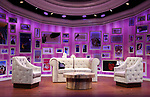 """Stage & Set during the """"Chick Flick The Musical"""" Presentation at The Westside Theater on February 15, 2019 in New York City."""