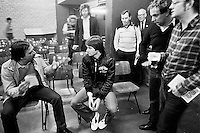 1982, ABN WTT, Persconferentie met Jimmy Connors