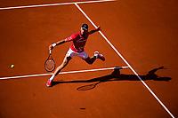 Novak Djokovic (srb) <br /> Parigi 01/10/2020 Roland Garros <br /> Tennis Grande Slam 2020<br /> French Open <br /> Photo JB Autissier / Panoramic / Insidefoto <br /> ITALY ONLY