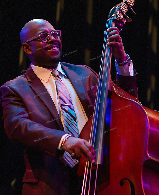 Christian McBride plays at Performance Works on June 24 at the 2014 TD Vancouver International Jazz Festival