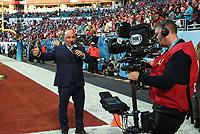 MIAMI, FL - FEBRUARY 2: NFL Insider Jay Glazer the Fox Sports broadcast of Super Bowl LIV at Hard Rock Stadium on February 2, 2020 in Miami, Florida. (Photo by Frank Micelotta/Fox Sports/PictureGroup)