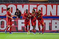 2021.10.12 U21 Belgium - Denmark