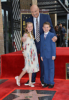 LOS ANGELES, CA. February 21, 2020: Dr. Phil McGraw, Avery Elizabeth McGraw & London Philip McGraw at the Hollywood Walk of Fame Star Ceremony honoring Dr Phil McGraw.<br /> Pictures: Paul Smith/Featureflash