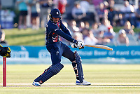 Calum Macleod bats for Kent during Kent Spitfires vs Sussex Sharks, Vitality Blast T20 Cricket at The Spitfire Ground on 18th July 2021