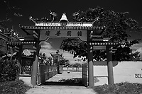 Chinese temple, Dumaguete<br /> , Philippines<br /> , 2017