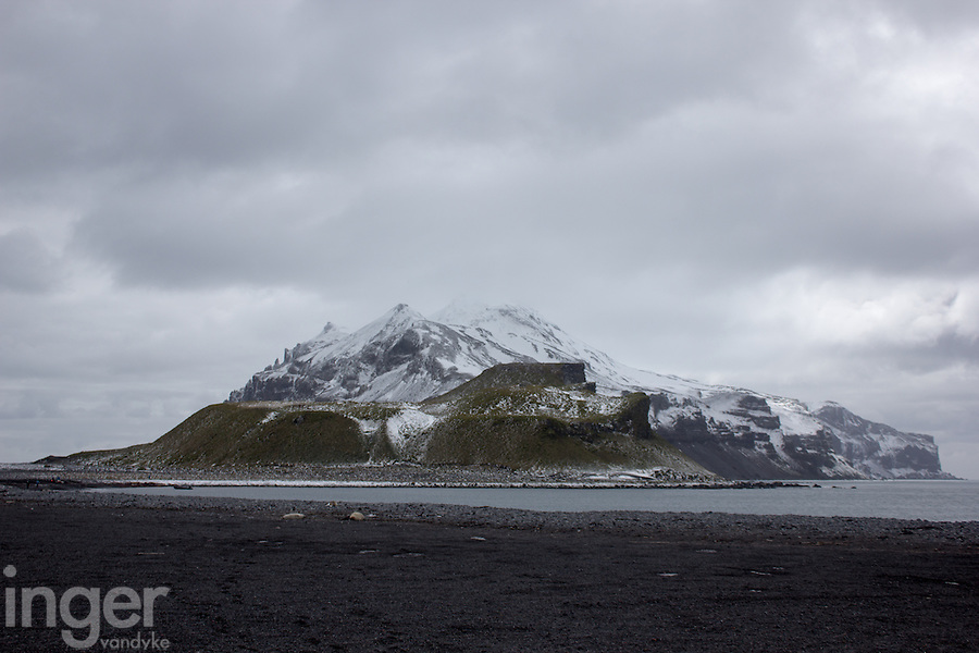 Heard Island, Antarctica is one of the most remote islands in the world