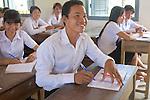 Student In Class, Lincoln-Sudbury Memorial School