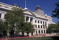 Greensboro, NC, North Carolina, Courthouse in downtown Greensboro.